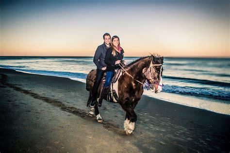 horseback banks outer horses nc riding ocracoke obx outerbanks end ride hawk nags kitty head job