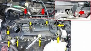 Changement Injecteur Peugeot 207 : peugeot 206 remplacement joints d 39 injecteur reportage photo et description des r parations ~ Gottalentnigeria.com Avis de Voitures