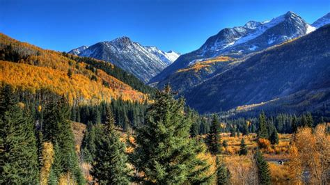 Colorado Hd Picture by Mountains Hd Widescreen High Res Backgrounds Pictures For