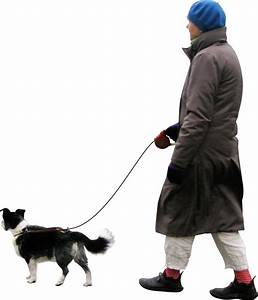 The gallery for --> People Walking Dog Png
