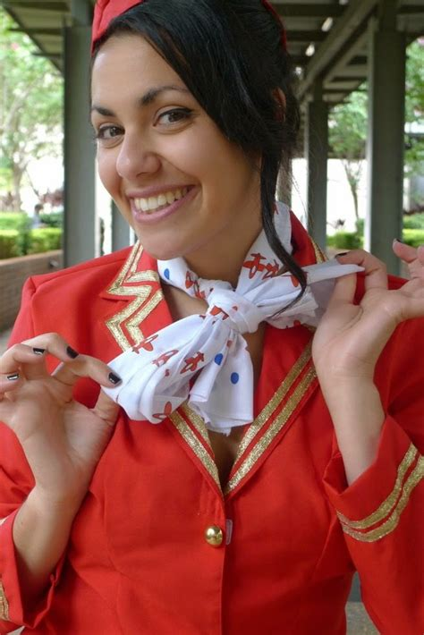 Stewardess Costume Thememe ~ World Stewardess Crews