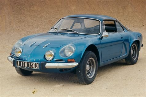 renault alpine a110 the alpine a110 the most amazing car you ve never heard of