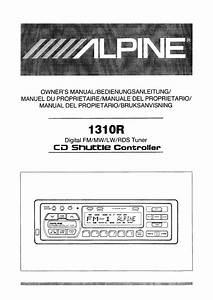Alpine 1310r