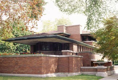 frank lloyd wright prairie style house home styles home style decoration idea