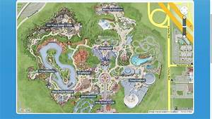 Disneyland Releases First Glimpse Of Galaxy U0026 39 S Edge Guide Map
