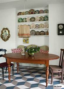 French Country Style Kitchen featured in Maison Cote Sud,a ...