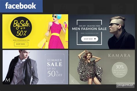chia se psd facebook fashion post banners ads cong