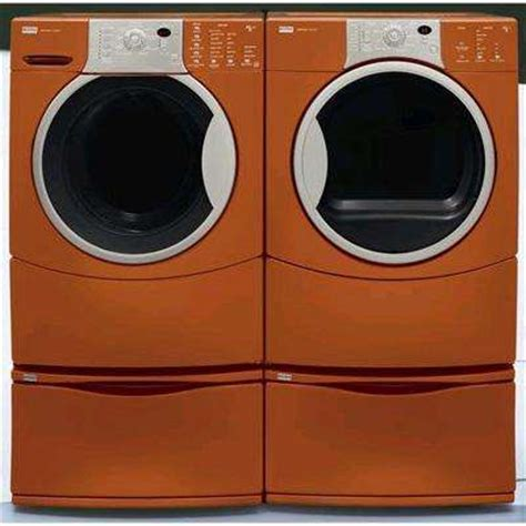 Colored Kitchen And Laundry Appliances