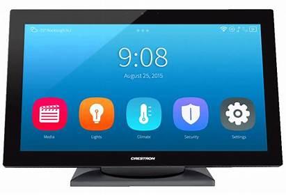 Crestron Ts 1542 Touch Screen Tilt Tabletop