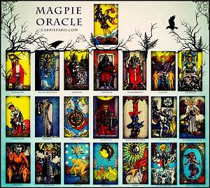 A New Interactive Tarot Talismans Major Arcana Spread ...