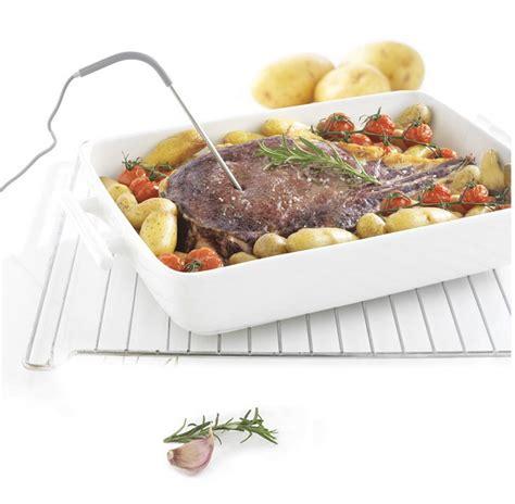 sonde cuisine thermomètre four mastrad avec sonde colichef