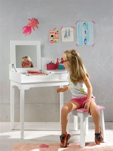 bureau pin blanc bureau coiffeuse color blocs blanc bois bureaus