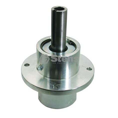 mower deck spindle replacement 285 201 lawn mower deck spindle assembly ferris 1530301