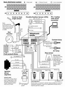 Efi-parts  Wiring Diagrams