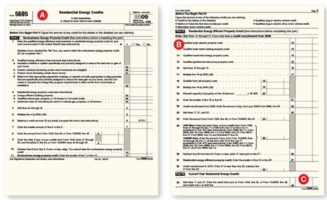 claiming  tax credit  irs form  remodeling