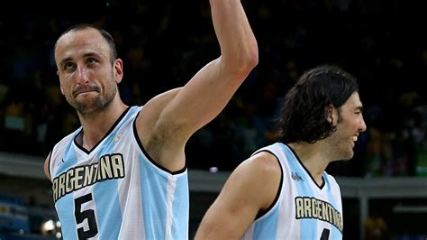 Argentina Olympic Basketball Roster Whos On The Team