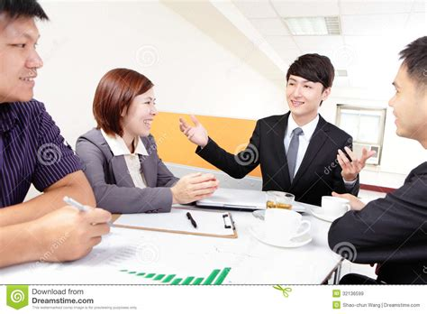 business people group meeting royalty  stock images