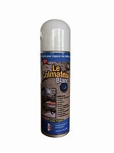 Colmateur De Fuite Piscine : le colmateur de fuite spray blanc 250ml ~ Melissatoandfro.com Idées de Décoration