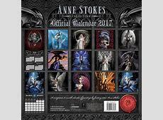Anne Stokes Offizieller Fantasy Kalender 2017 Kalender