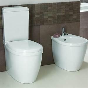 Wc Bidet Kombination : badserien homeelements ~ Watch28wear.com Haus und Dekorationen