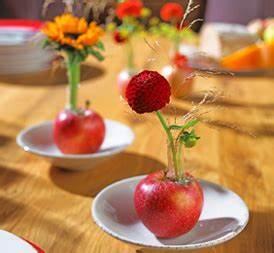 Tischdeko Selber Machen Herbst : bloom 39 s dekorieren mit blumen und pflanzen wir zeigen ihnen kreative ideen zum selbermachen ~ Orissabook.com Haus und Dekorationen