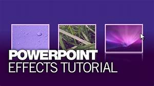 Microsoft Powerpoint Effects Tutorial