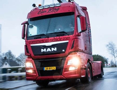 MAN TGX 18.480 4x2 euro6 XXL WB390