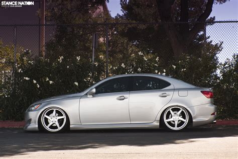slammed lexus is250 simplicity is beauty stancenation form gt function