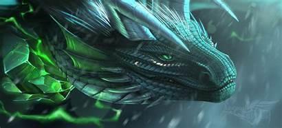 Dragon Digital Fantasy Arts Wallpapers Artwork Artist