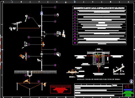 lightning rod arrangement active arrester system dwg