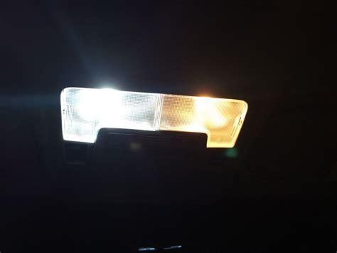 2016 toyota camry interior led upgrade philips 194 led bulbs