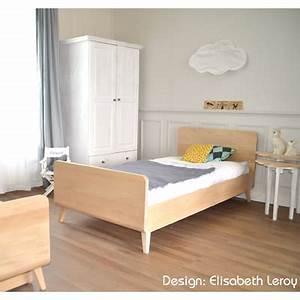 Lit Design Enfant : le lit enfant volutif vogue de zinezo ~ Teatrodelosmanantiales.com Idées de Décoration