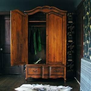 Wardrobe Closet: Antique Wardrobe Closet Armoire