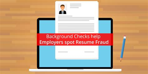 Background Check For Employers Background Checks Help Employers Spot Resume Fraud