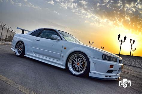 Car Pics And Vids Nissan Skyline R34 Gt R Collection 16