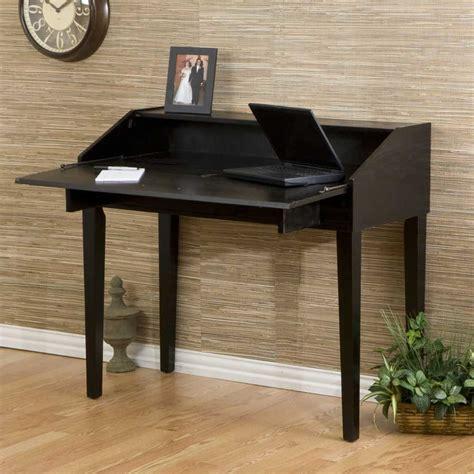 fold up laptop desk computer secretary desk home office