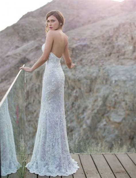 tbdress blog outdoor wedding dress ideas  backyard