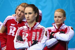 The Russian curling team is not impressed - SBNation.com