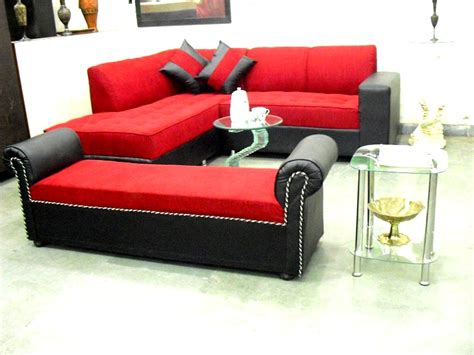Second Bed Settees by L Shaped Sofa With Settee Used Furniture For Sale