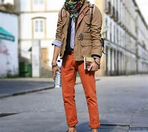 Burnt Orange u2013 Trendy Winter Color for Men in 2013