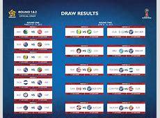 La CONCACAF lance le mondial 2018 HaitiTempo