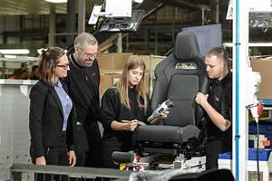 Automotive Supplier Partners With College To Roll