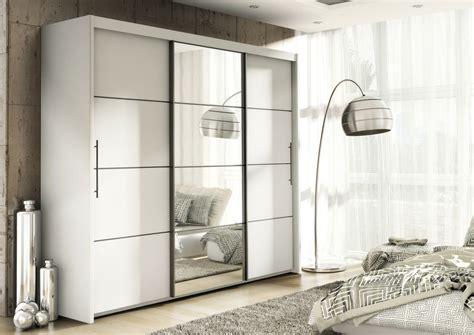 White Wardrobe Bedroom by Inova White Sliding Door Wardrobe Slider Bedroom Furniture