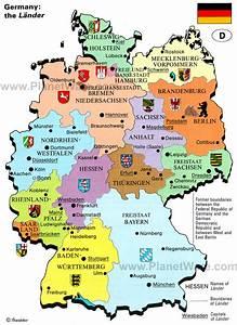 Traditionen In Deutschland : allemagne carte et image satellite ~ Orissabook.com Haus und Dekorationen