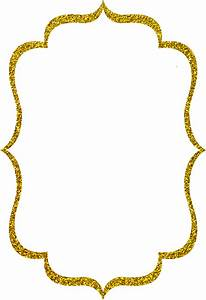 Pink And Gold Glitter Border Pictures to Pin on Pinterest ...
