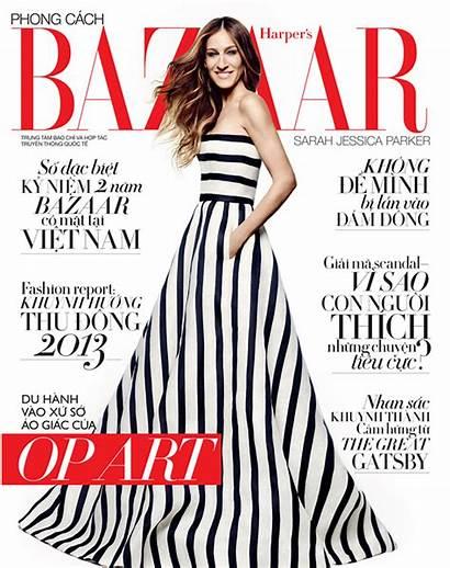 Bazaar Vietnam Harper Behance Int Covers