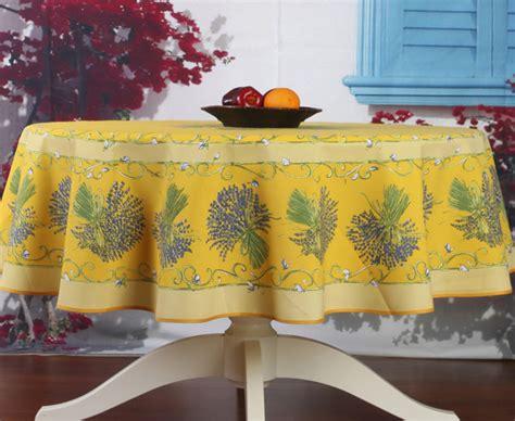 Provencal Tablecloths  Mediterranean Tablecloths