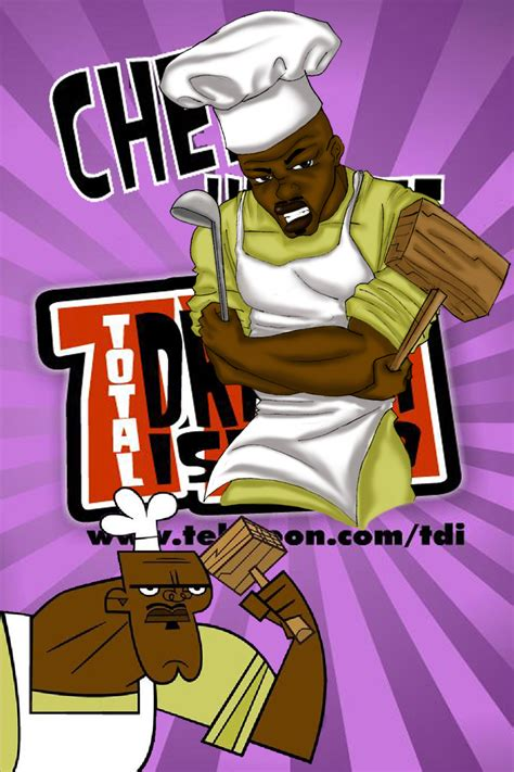 anime drama total drama anime images chef in anime hd wallpaper and
