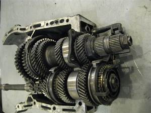 2002 Subaru Impreza Manual Transmission Internals As Is In