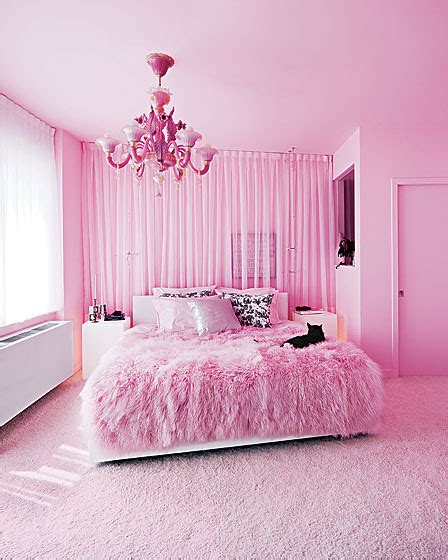 Pink Bedroom by Creative Influences Pink Bedroom